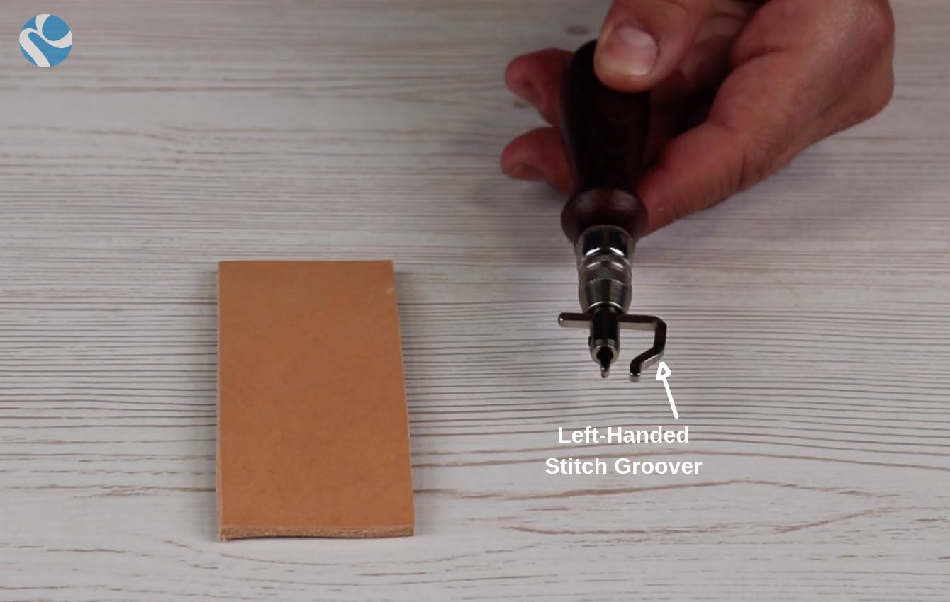 Left Handed Stitch Groover