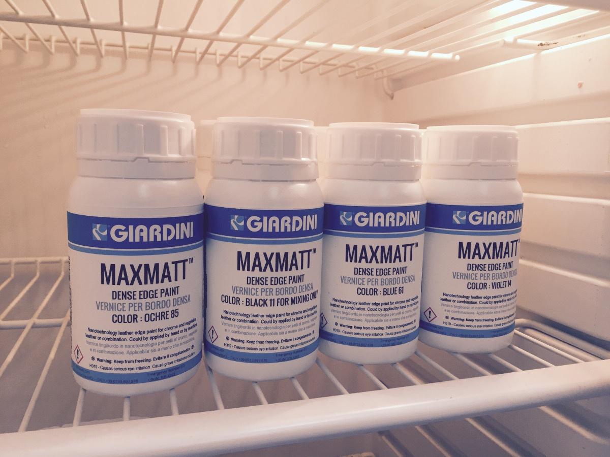 MAXMATT in the refrigerator