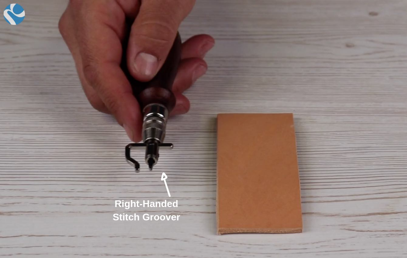 Right Handed Stitch Groover